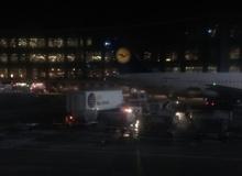 Flughafen, Frankfurt, Germany
