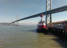 San Francisco Fire Boat #1